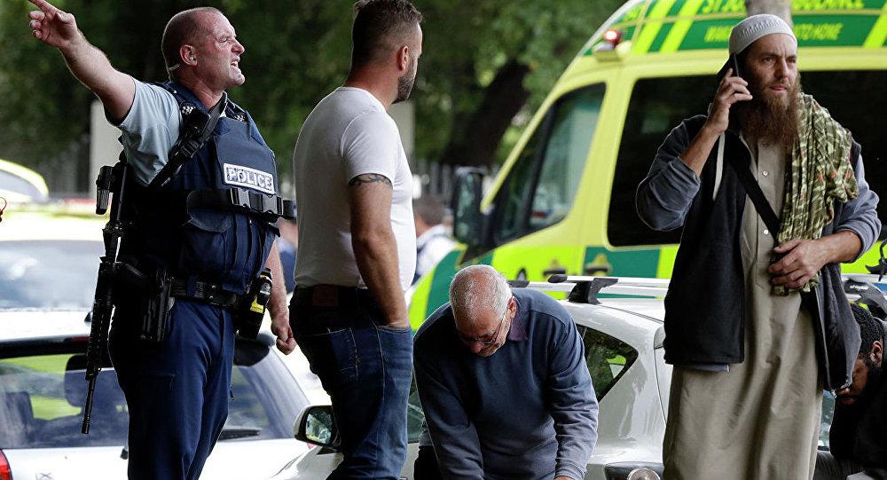 新西蘭清真寺槍擊案肇事者為一名極右派澳大利亞人