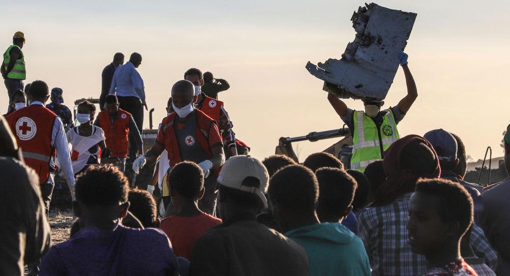 媒體:美空軍汲取埃塞俄比亞空難教訓擬重審飛行員訓練教程