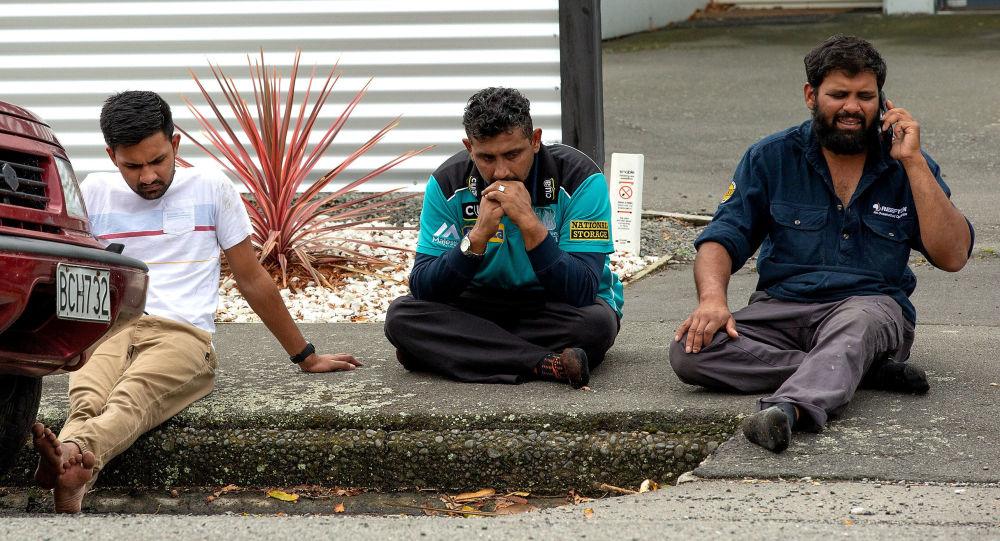 對新西蘭清真寺的恐襲