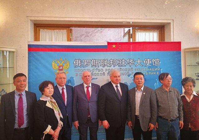 華人協會會長:克里米亞華人協會是華人與克里米亞各界友好交流合作的橋梁