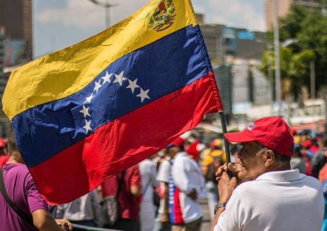 俄外長稱美國企圖在委內瑞拉組織政變是不能容許的