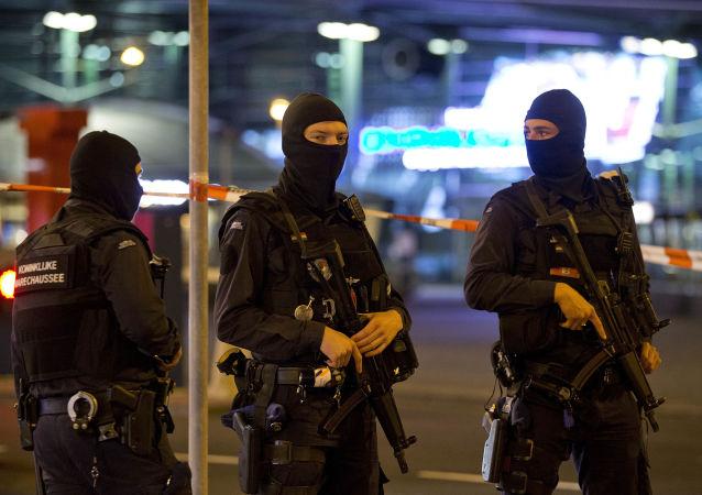 荷蘭阿姆斯特丹警方