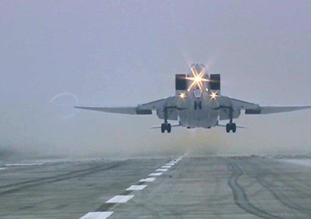 克里米亞部署圖22M3轟炸機回應羅馬尼亞部署美國反導系統