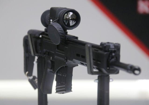 卡拉什尼科夫機槍