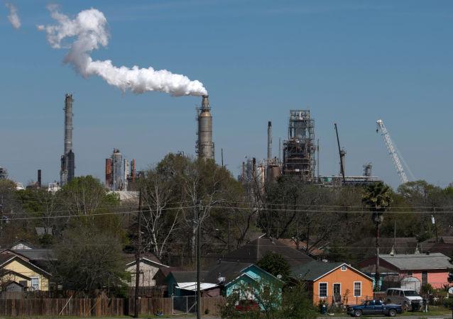 美國石油加工廠,德克薩斯州