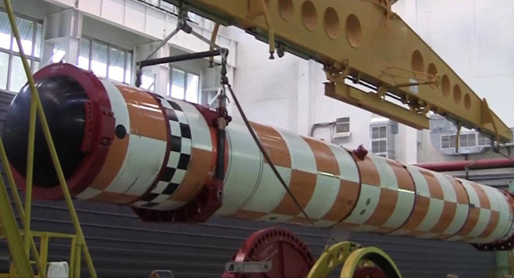 「波塞冬」無人潛航器的整個測試週期將耗時約2年