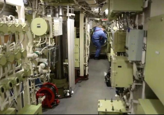 俄聯合造船集團總裁:首艘波塞冬無人潛航器將於春季下水