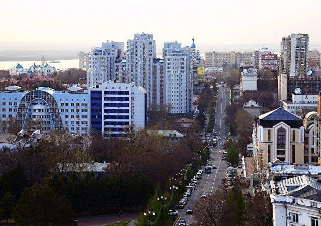 俄羅斯哈巴羅夫斯克