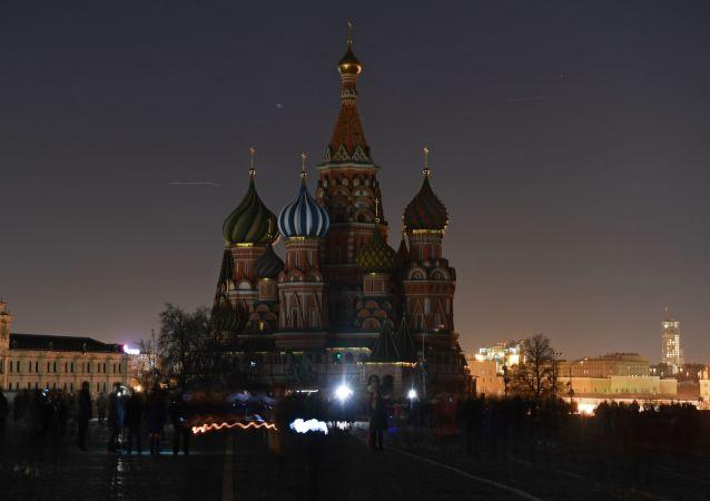 莫斯科2千多座建築將在「地球一小時」活動期間熄燈節能