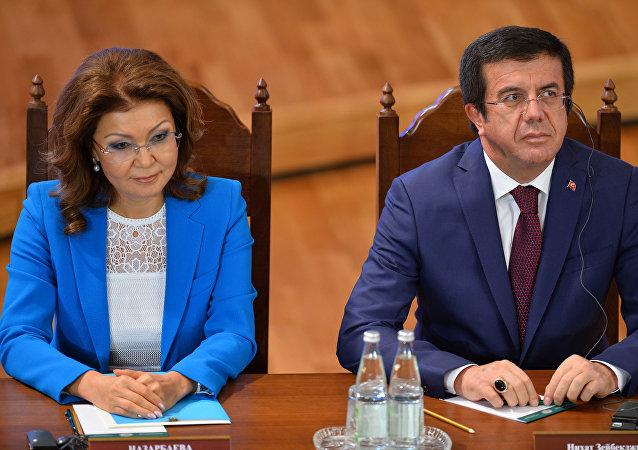達莉佳·納扎爾巴耶娃