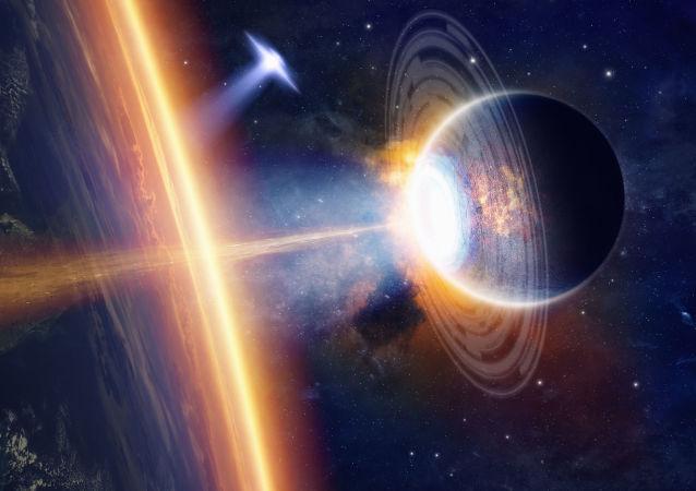 Планета Нибиру воздействует на Землю