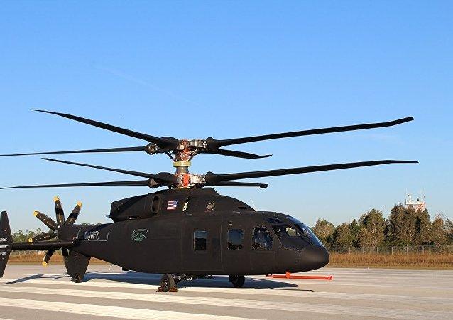 西科斯基與波音推出聯合研制的未來突擊直升機改進版方案