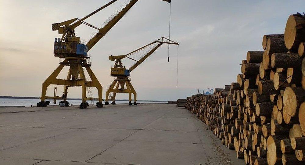 同江港將加強與哈巴和下列港口深度合作 深化對俄貿易
