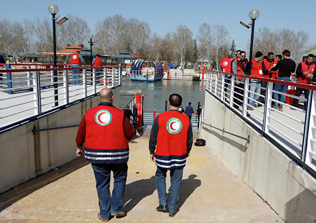 伊拉克摩蘇爾渡輪傾覆致死人數上升至96人