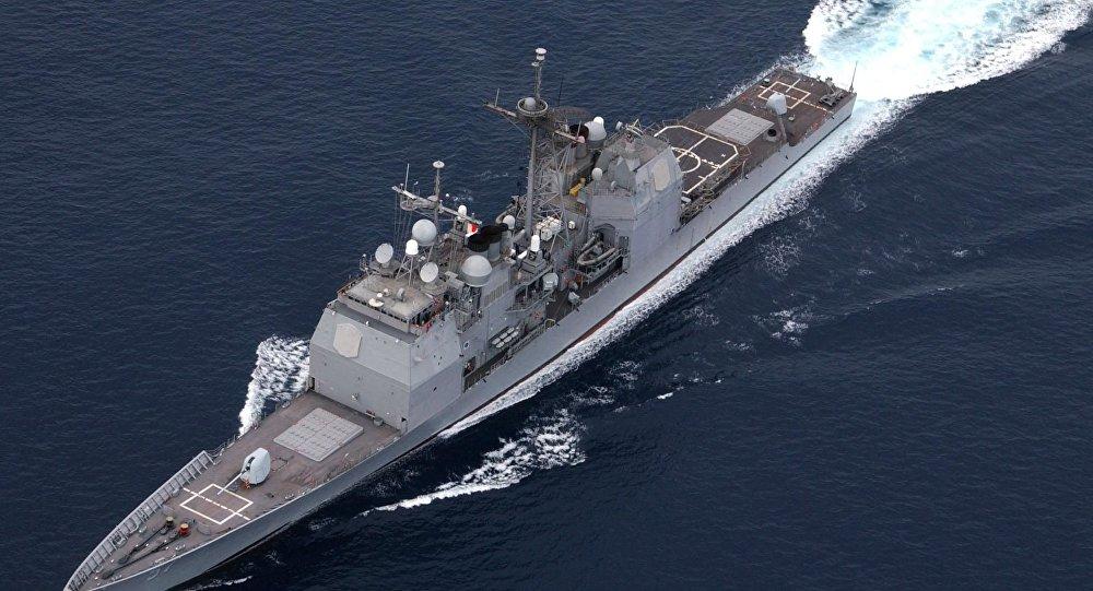 提康德羅加級巡洋艦