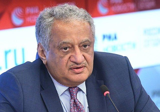 巴基斯坦駐俄羅斯大使卡濟•哈里魯拉