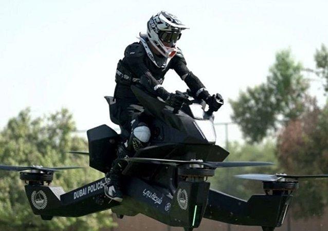 飛行摩托車HoverBike S3