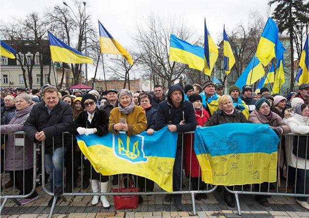 大部分烏克蘭人不後悔蘇聯解體