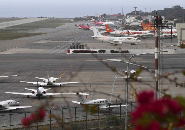 俄駐委內瑞拉大使:俄委雙方正討論為直航航班添設貨運的可能性