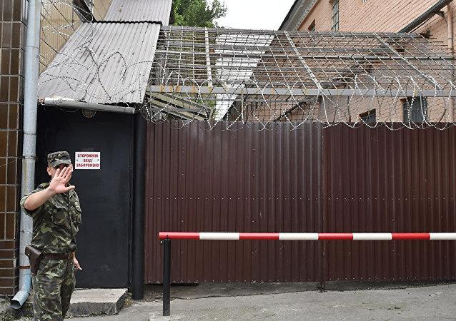 烏克蘭安全局前工作人員:烏實施反恐行動的地區存在秘密監獄