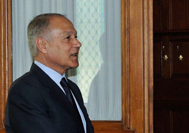 阿拉伯國家聯盟秘書長蓋特