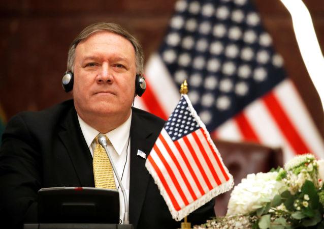 美國務卿稱俄羅斯對《中導條約》作廢承擔全部責任