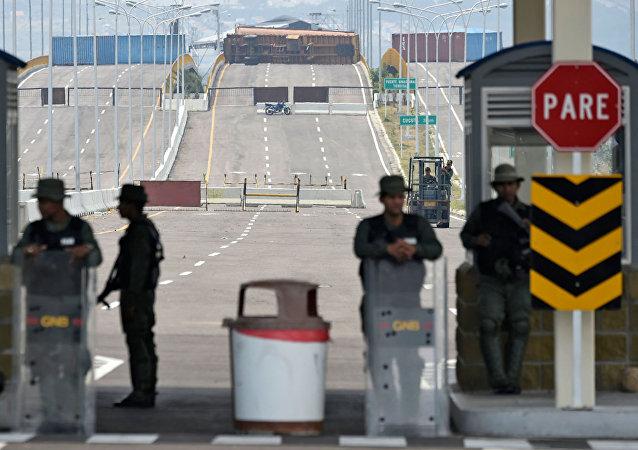 委內瑞拉總統馬杜羅下令開放與哥倫比亞的邊界