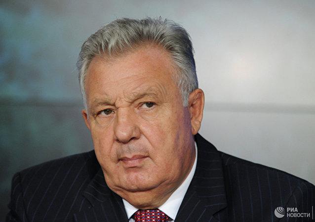 俄總統前駐遠東聯邦區全權代表伊沙耶夫被拘留