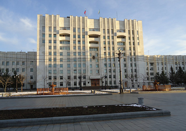 哈巴羅夫斯克邊疆區政府大樓