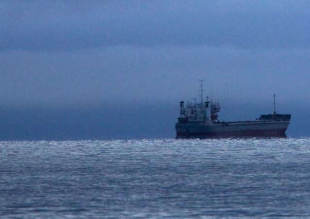 中國籍船舶2020年經北方海路運輸貨物16多萬噸