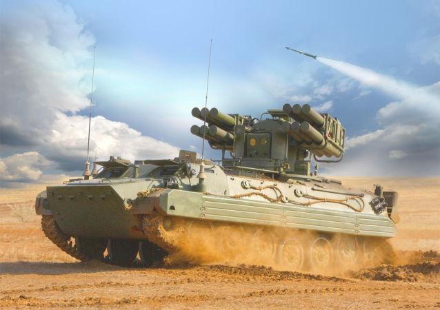 「松樹」防空導彈系統