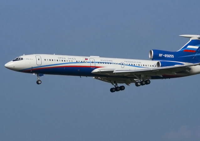 俄羅斯將於9月下旬對美國上空進行觀察飛行