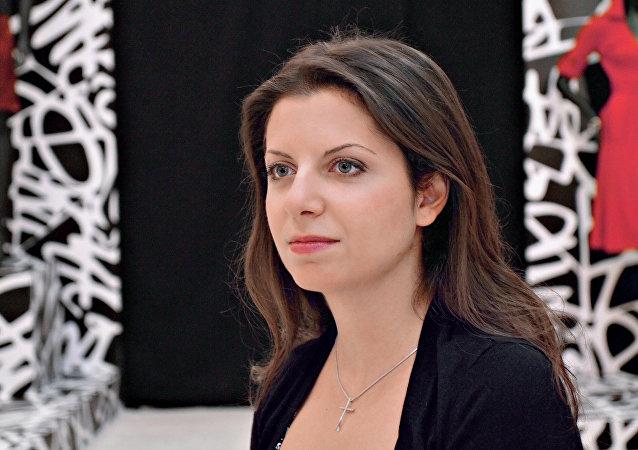 西蒙揚評論俄羅斯衛星通訊社愛沙尼亞記者遭威脅事件