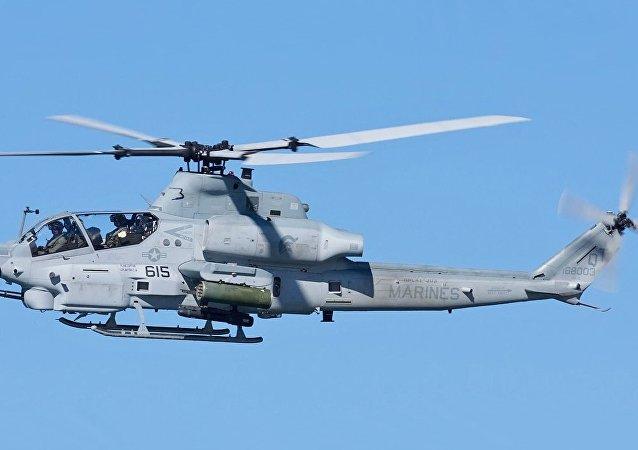 貝爾AH-1Z 直升機
