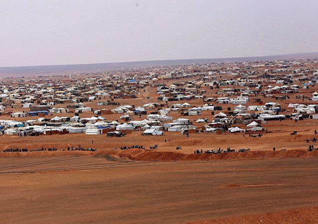 魯克班難民營