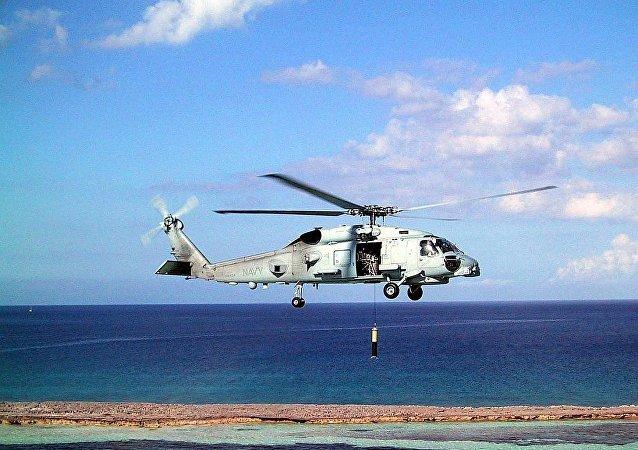 特朗普證實美印將簽直升機銷售合同