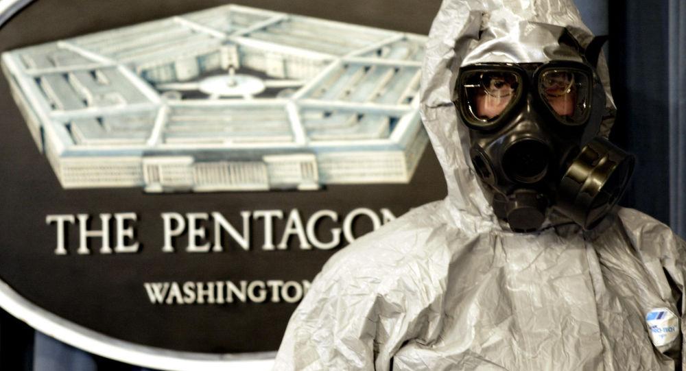 五角大樓把用來抗擊冠狀病毒的10億美元用在軍需品上