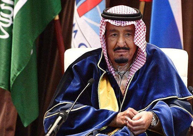 沙特阿拉伯國王薩勒曼·本·阿卜杜勒-阿齊茲·阿勒沙特