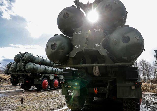 俄外交部:俄將履行對土耳其供應S-400的所有義務