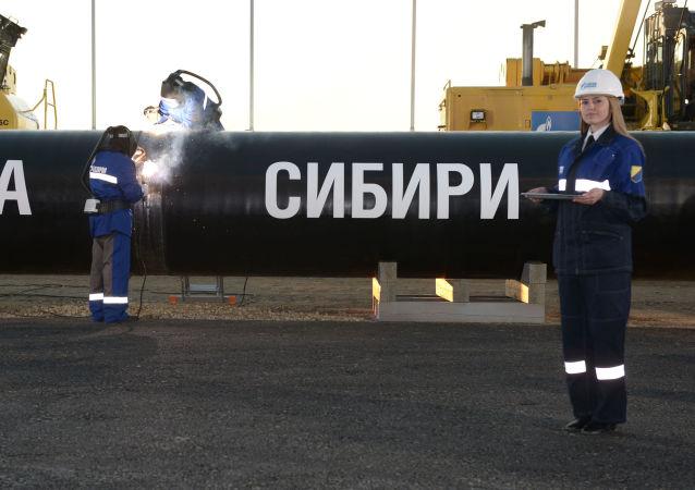 俄專家:開通「西伯利亞力量」輸氣管道將確保中國供氣穩定