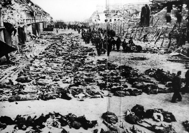 希特勒種族滅絕計劃的首要目標是蘇聯