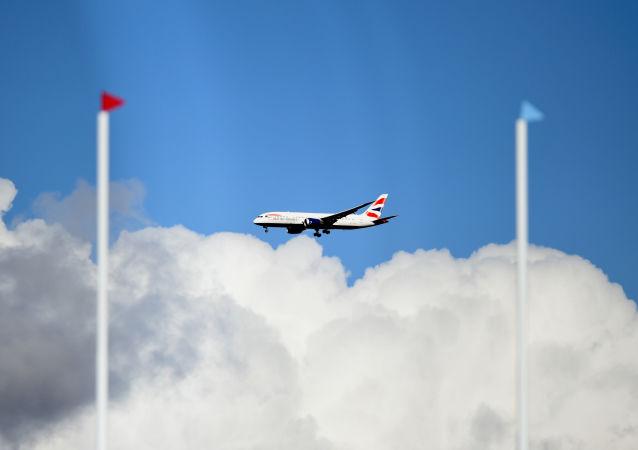 Самолет авиакомпании British Airways.