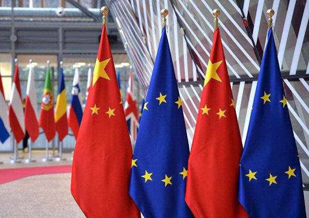 中國與歐盟