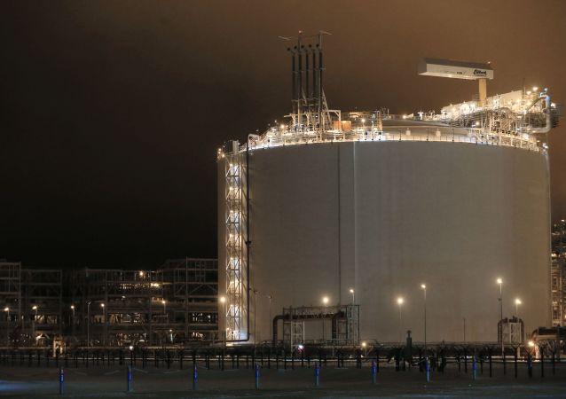 亞馬爾液化天然氣廠