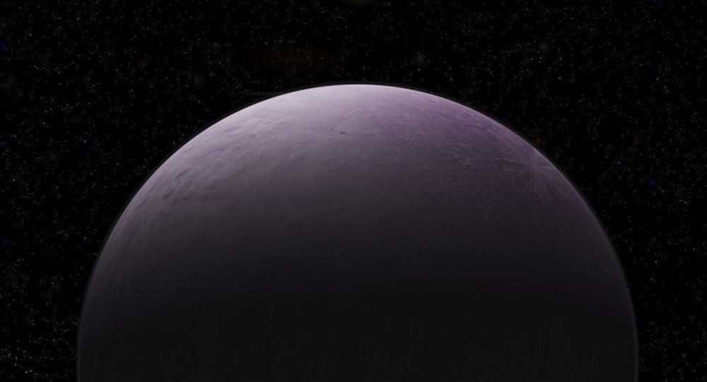 科學家發現太陽系第六顆矮行星