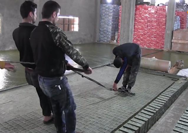 敘利亞恢復天然皂生產
