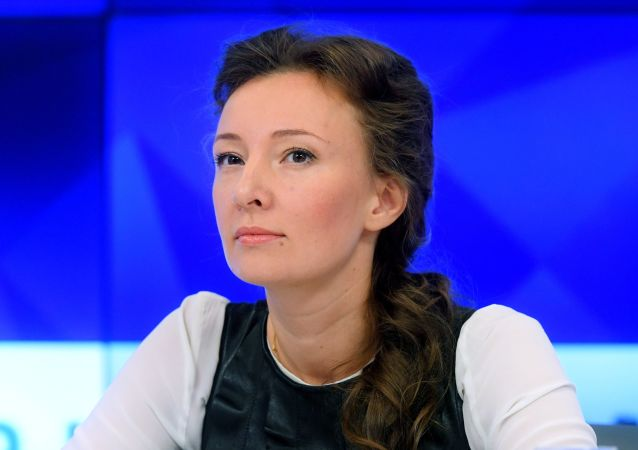 俄羅斯總統兒童權利全權代表安娜∙庫茲涅佐娃