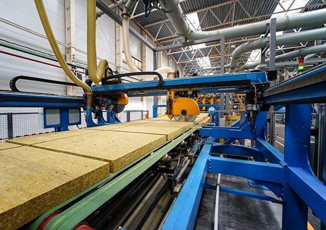 俄遠東隔熱材料廠擴大對東南亞國家的出口規模
