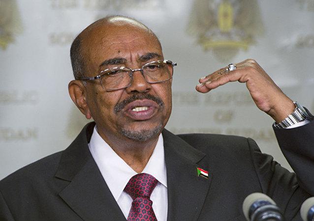 蘇丹的前總統奧馬爾·巴希爾