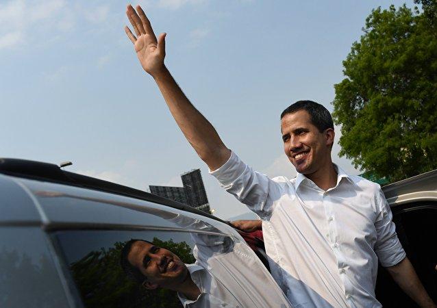 委內瑞拉政府指責瓜伊多實施腐敗陰謀
